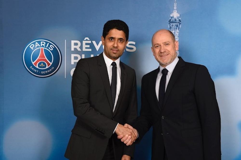 Antero Henrique est le nouveau directeur sportif du PSG.