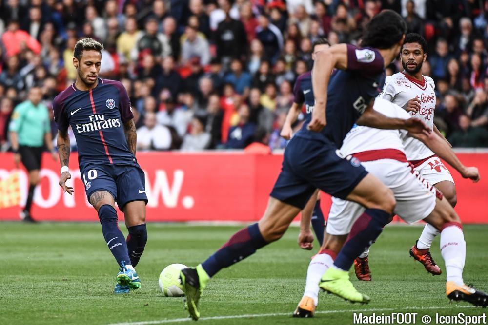 Le PSG a surclassé Bordeaux (6-2), ce samedi après-midi au Parc des Princes.
