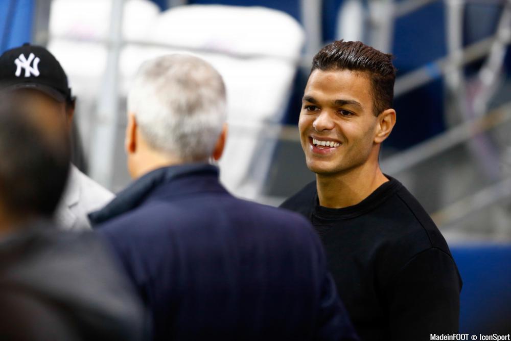 Hatem Ben Arfa sera libre dans six mois.