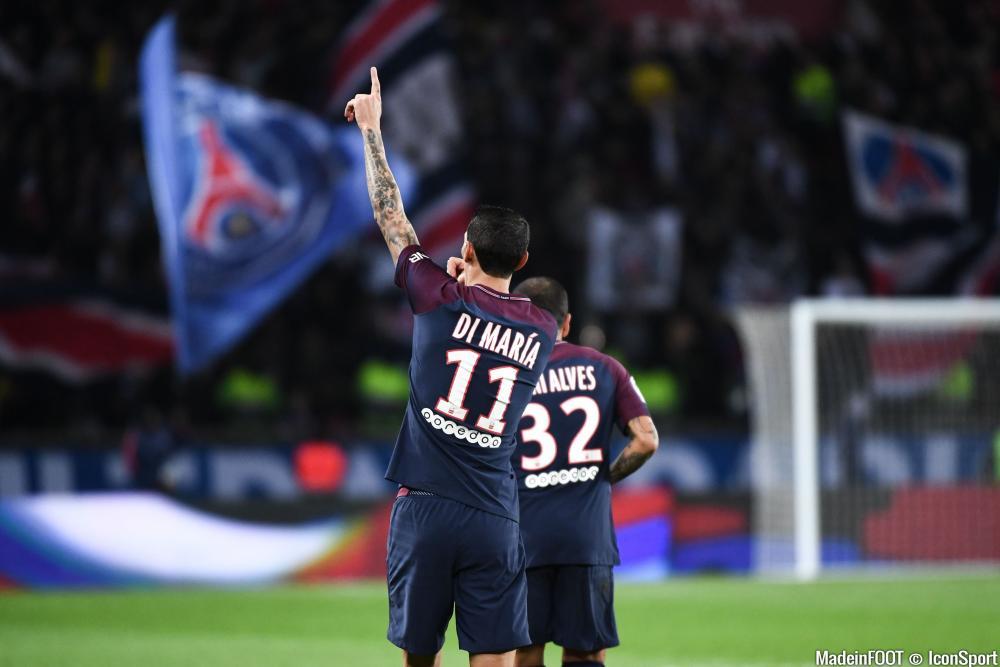 Angel Di Maria va prolonger son contrat au PSG.