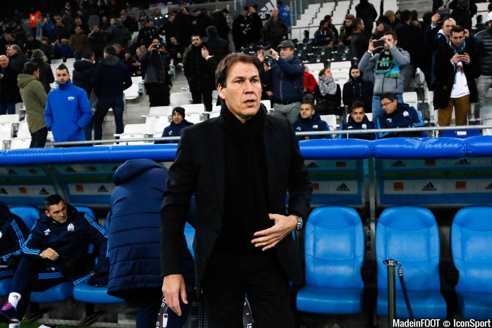 Garcia évoque la défaite face au PSG
