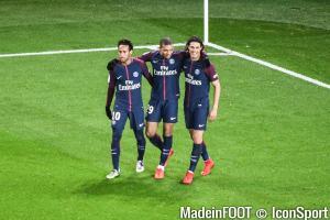 La trio parisien est en grande forme lors de cette Coupe du monde !