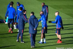 Unai Emery et le PSG se déplacent à Amiens, vendredi soir.
