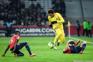 Neymar est de retour
