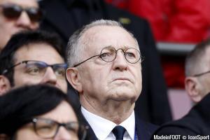Aulas va-t-il retirer sa réserve concernant OL - PSG ?