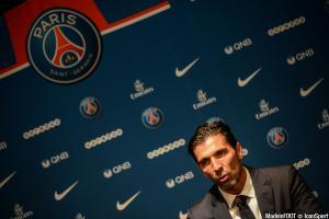 Gianluigi Buffon veut étendre son bail à Paris jusqu'en 2020.