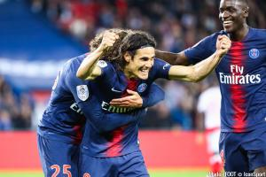 Edinson Cavani (PSG) est régulièrement cité pour un retour à Naples.