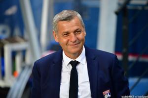 Bruno Genesio est arrivé sur le banc de Rennes en mars 2021