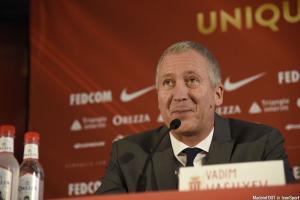 Vadim Vasilyev l'ancien dirigeant de l'AS Monaco