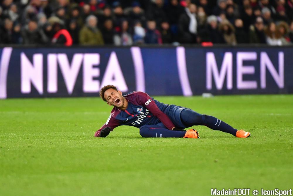 Coup dur pour Neymar