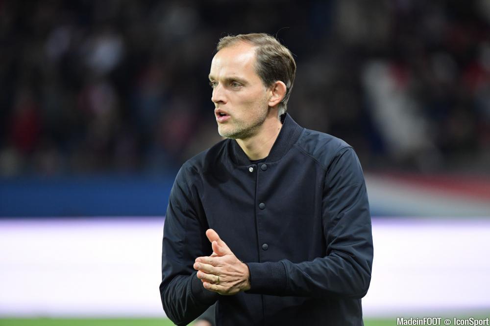 L'entraîneur allemand était en conférence de presse samedi