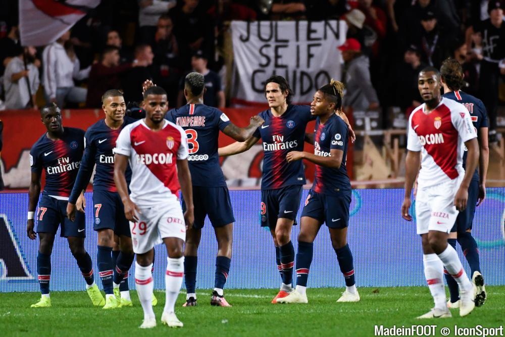 La rencontre entre l'AS Monaco et le Paris Saint-Germain est reportée à une date ultérieure.