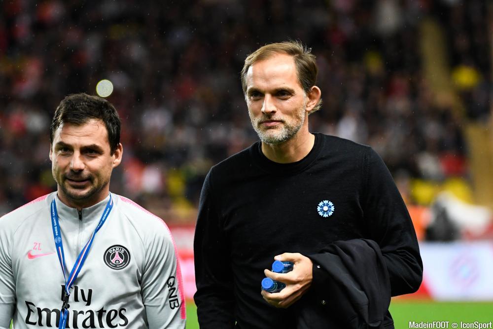 Le Bayern a contacté Tuchel