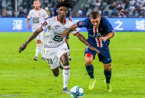 L'album photo du match entre le Paris Saint-Germain et le Stade Rennais FC.