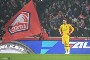 Areola nommé au trophée du meilleur gardien de L1.