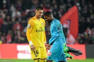 Areola dans le viseur d'Arsenal