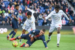 Marco Verratti (PSG) est forfait pour le déplacement sur la pelouse du Montpellier HSC.