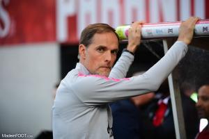 Thomas Tuchel, l'entraîneur du PSG.