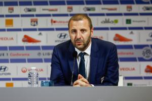 Florian Maurice, le nouveau directeur sportif du Stade Rennais.