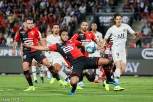 L'album photo du match entre le Stade Rennais FC et le Paris Saint-Germain.