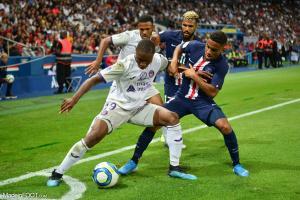L'album photo du match entre le Paris Saint-Germain et le Toulouse Football Club.