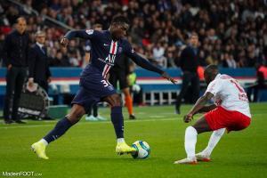 Mbe Soh évoque son match face à Reims