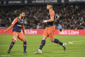 Montpellier accueille le PSG à la Mosson samedi.