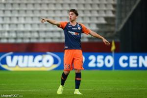Joris Chotard est revenu sur sa cravate sur Neymar lors de Montpellier-PSG.