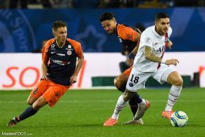 L'album photo du match entre le Montpellier HSC et le Paris Saint-Germain.