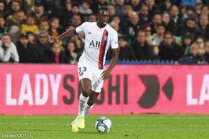 Kouassi titulaire face à Galatasaray