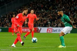Neymar a inscrit le premier but de la rencontre