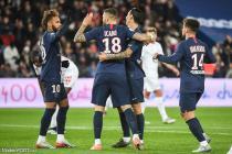 Icardi, Neymar, Di Maria, Bernat (PSG)