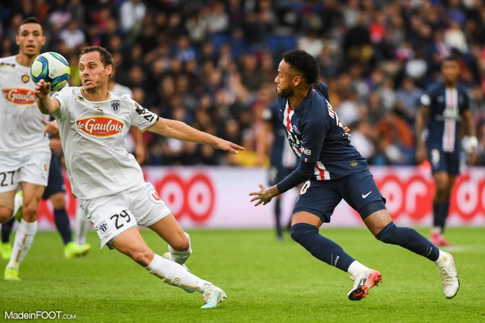Le Paris Saint-Germain s'est imposé face au SCO Angers (4-0), ce samedi après-midi en Ligue 1.