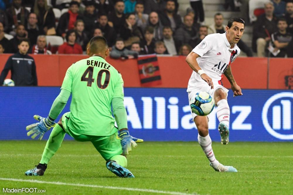 Le PSG a dominé Nice (1-4).