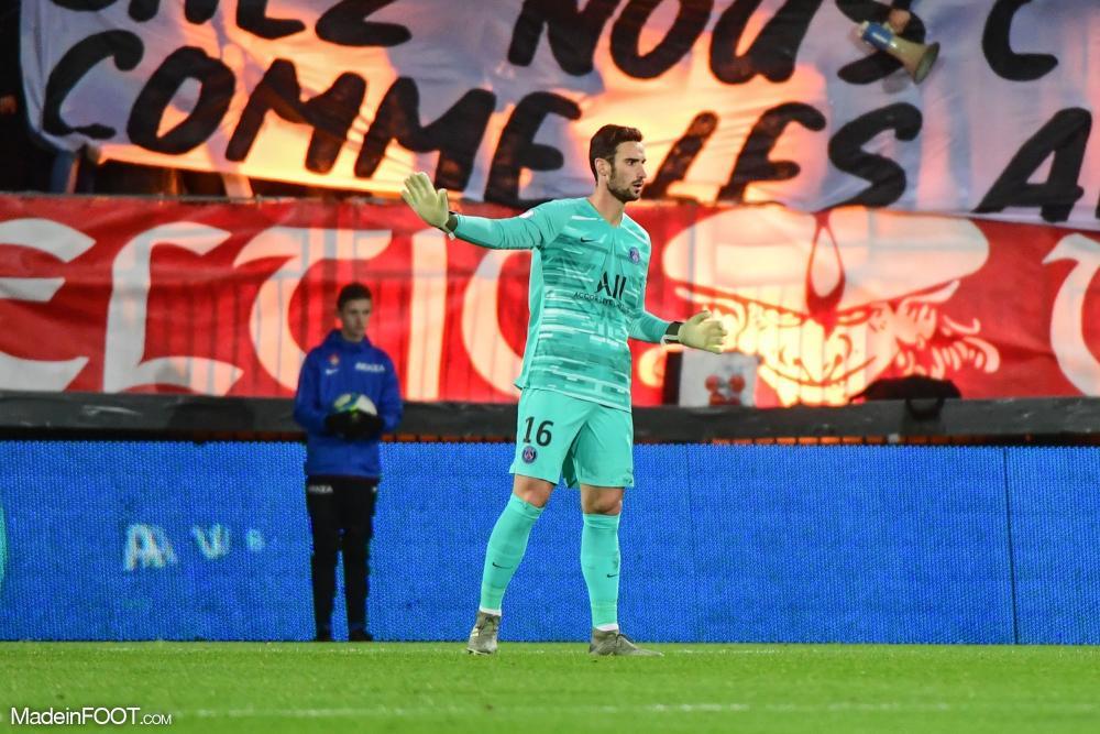 Les compos officielles du match entre le Stade Brestois 29 et le Paris Saint-Germain.