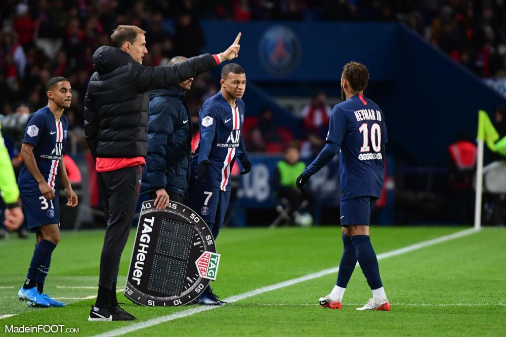 Neymar et Mbappé devraient être titulaires