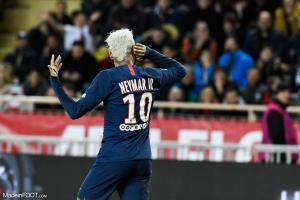 Dugarry soutient Neymar