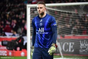 Marcin Bulka a prolongé son contrat avec le PSG.