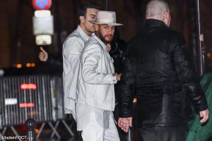 Neymar a fêté son anniversaire hier soir