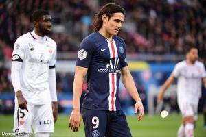 L'album photo du match entre le Paris Saint-Germain et le Dijon FCO.