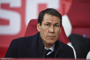 Rudi Garcia se plaint de l'arbitrage de PSG-OL