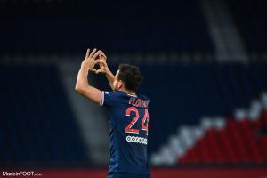 Florenzi a inscrit un but cette saison