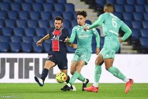 L'album photo du match entre le Paris Saint-Germain et le SCO Angers.