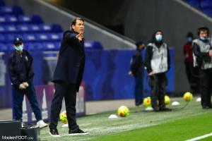 Rudi Garcia prévient le PSG