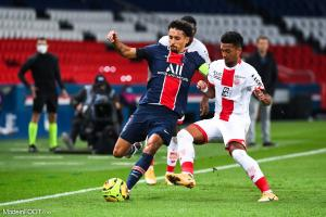 Stéphane Jobard a fait part de sa déception après la défaite (4-0) face au PSG