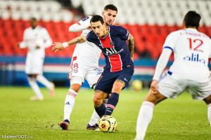L'album photo du match entre le Paris Saint-Germain et l'Olympique Lyonnais.