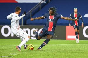 L'album photo du match entre le Paris Saint-Germain et le FC Lorient.