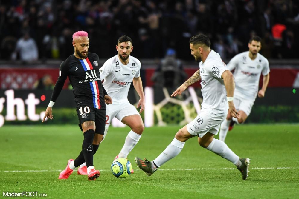 Le Paris Saint-Germain a étrillé le Montpellier Hérault Sport Club (5-0), ce samedi après-midi en Ligue 1.