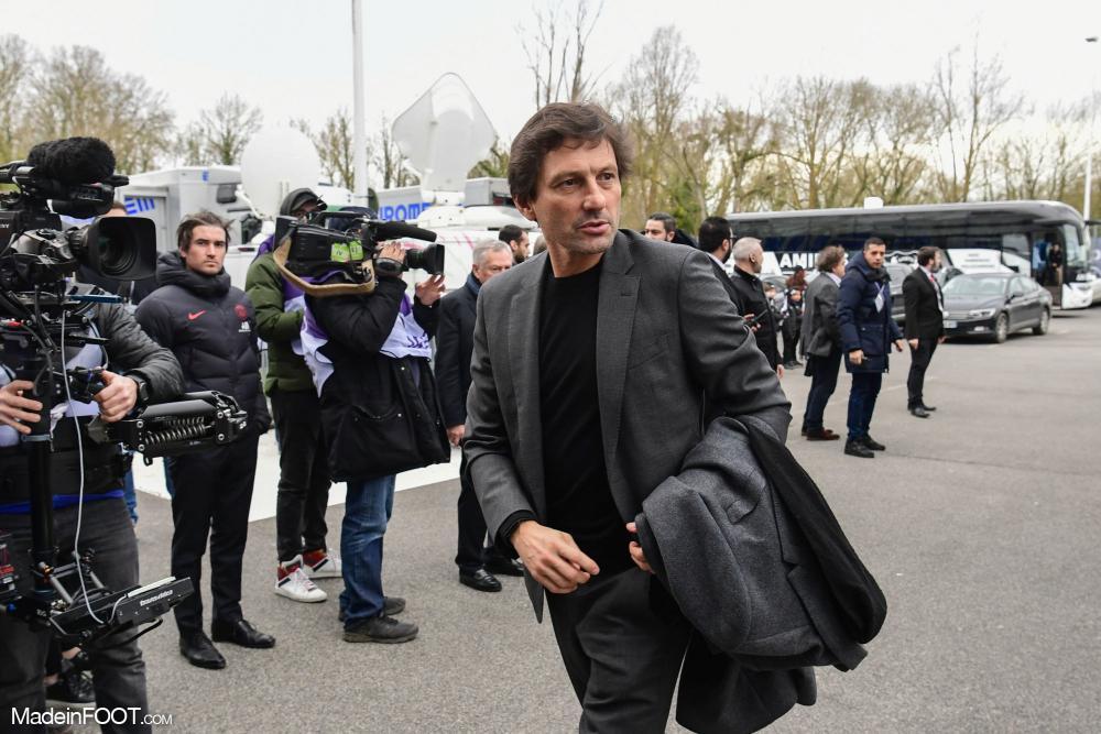 Leonardo, le directeur sportif du Paris Saint-Germain.