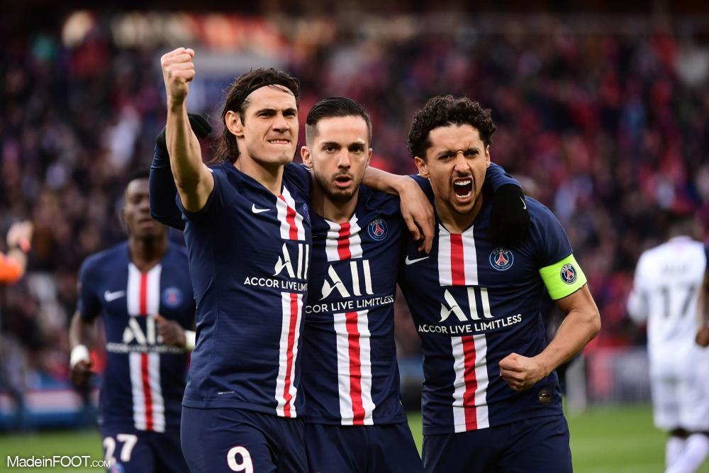 Le PSG a terrassé le DFCO (4-0), ce samedi après-midi en Ligue 1.